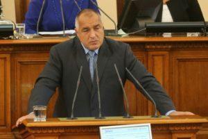 Бойко Борисов: Редно е да обяснят защо със 165 мандата не могат да управляват