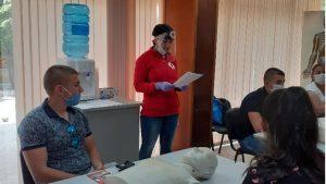 БЧК подновява курсовете по първа помощ