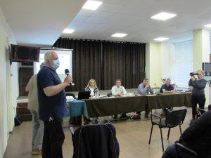 В Белоградчик се проведе обществена среща за изработване на план за интегрирано развитие на Общината за периода 2021 – 2027 Г.