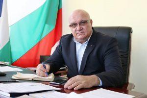 Видинският кмет поздрави гражданите по случай Новата Година