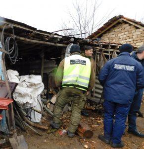 Времето застудя! Иззеха нелегални дърва във Видинско