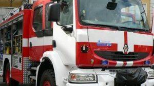 Газов котлон предизвика пожар в жилище в Лом