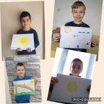 """Деца от детска градина в Берковица, се включиха в инициативата """"Слънце за всички"""" (Снимки)"""