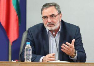 Доц. Кунчев предлага удължаване на мерките срещу COVID-19 до края на май