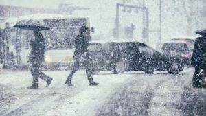 Жълт код за сняг и силен вятър в 6 области