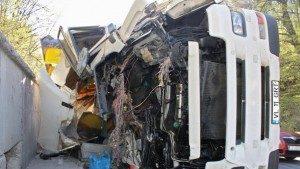 Катастрофа с жертви и ранени на пътя между Монтана и Видин