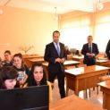 Нов компютърен кабинет откриха във филиала на ВТУ във Враца (Снимки)