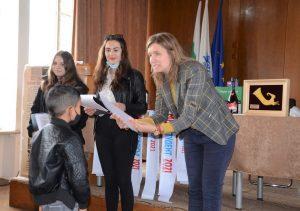 Община Видин награди участници в традиционен екоконкурс