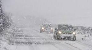 Оранжев код за опасно време в Монтана, Враца и още 2 области, във Видин и други 14 е обявен жълт код