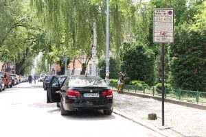 """Правят реорганизация на """"Синята зона"""" във Видин, ул. """"Широка"""" е изключена от списъка, включват друга улица"""