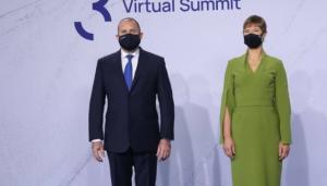 Президентът Радев е контактен със заразен с COVID-19