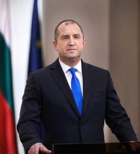 Президентът Румен Радев призова българите да гласуват на предстоящите парламентарни избори на 4 април
