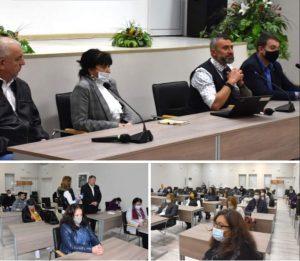 Проблемите и предизвикателствата пред културните институти във Видин бяха обсъдени на работна среща