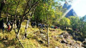 С поход до местността Къмпинг -Кариерата Враца ще отбележи Световния ден на туризма