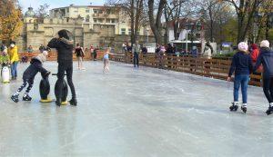 Специализираната прокуратура отказа да образува досъдебно производство по сигнал за ледената пързалка във Видин
