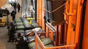 451 кг. наркотици за над 87 милиона лева, бяха унищожени в инсинератор