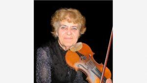 Почина концертмайстора-Димитрина Табакова