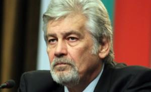 Стефан Данаилов приет по спешност във ВМА