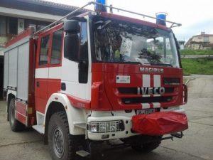 Екипи на пожарната в Пловдив са се отзовали на сигнал за задимяване в частна болница