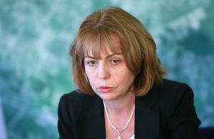 """Кметът на София Йорданка Фандъкова: """"Красна поляна"""" е един от най-засегнатите райони от отоплението на дърва и въглища"""