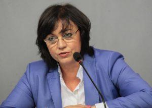 Корнелия Нинова, БСП: Има съдебно решение, че не съм уволнявана за корупция – управляващите да спрат да потварят тези мантри