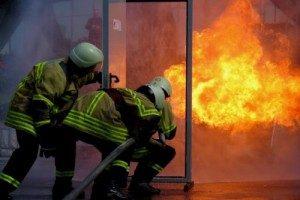 Във Видин горя пожар и нанесе поражения. Огнеборците отводнили и мазета в региона