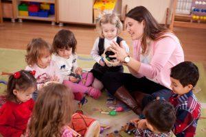 Възможно е децата да посещават детска градина през седмица
