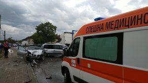 Жена пострада в катастрофа във Видинско