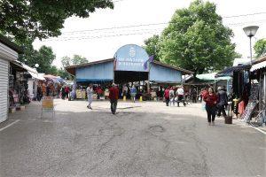 Общинският пазар във Видин с контролиран достъп(Снимки)