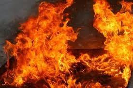 Пожар избухна в частен имот в Кула